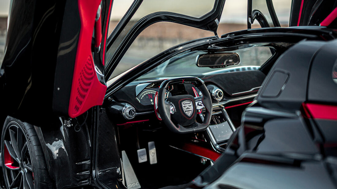Tuatara SSC North Amercia Supersportwagen 2020