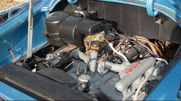Tucker '48 Cabrio
