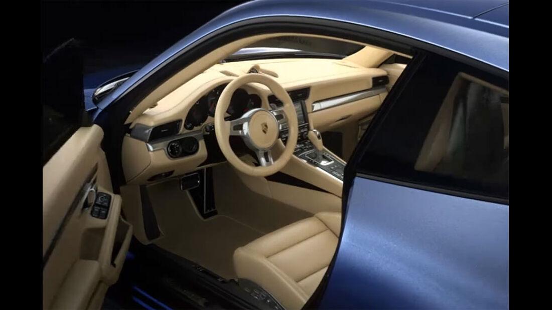 Tür, Porsche 911 Carrera S 991