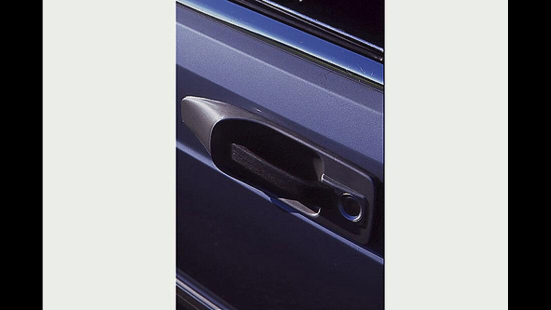 Türgriff am Mercedes-Benz 380 SEC