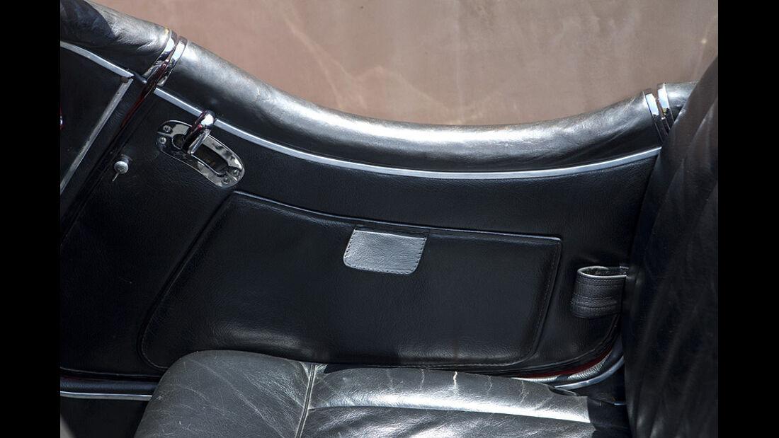 Türinnenverkleidung des Mercedes-Benz 150 Sport Roadster