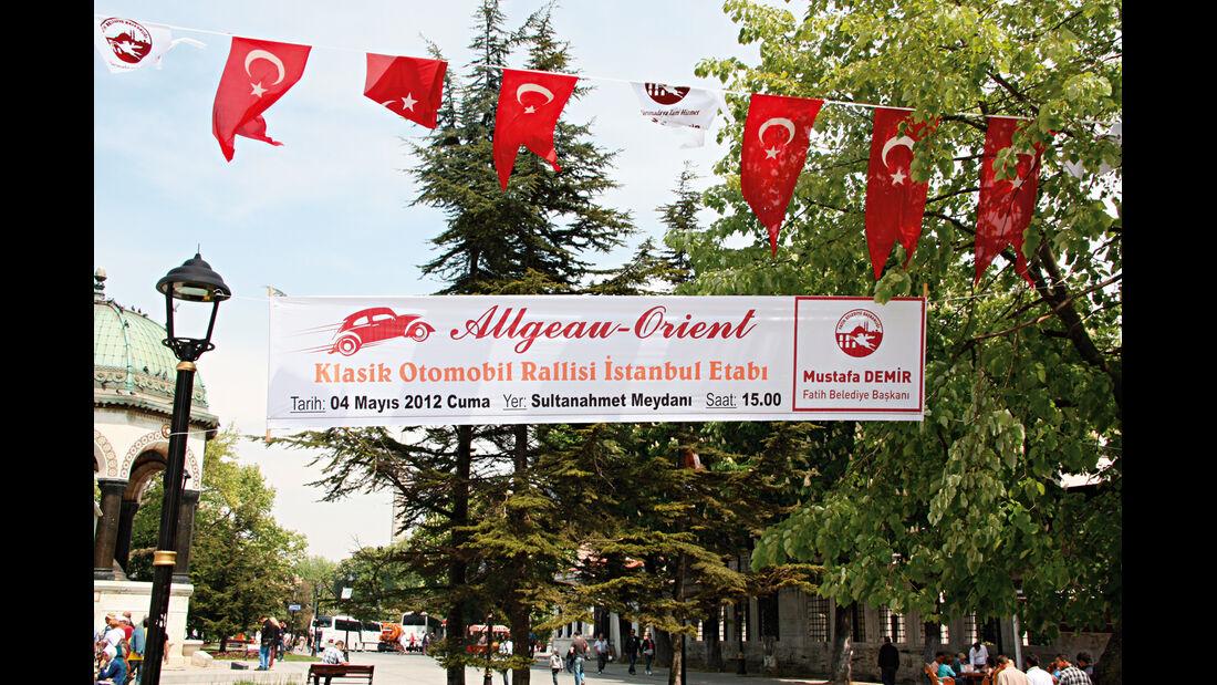 Türkei, Banner