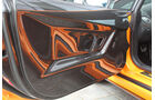 Türverkleidung im Lamborghini Gallardo LP 570-4 Superleggera