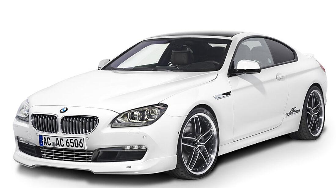 Tuner AC-Schnitzer BMW 6er Coupe
