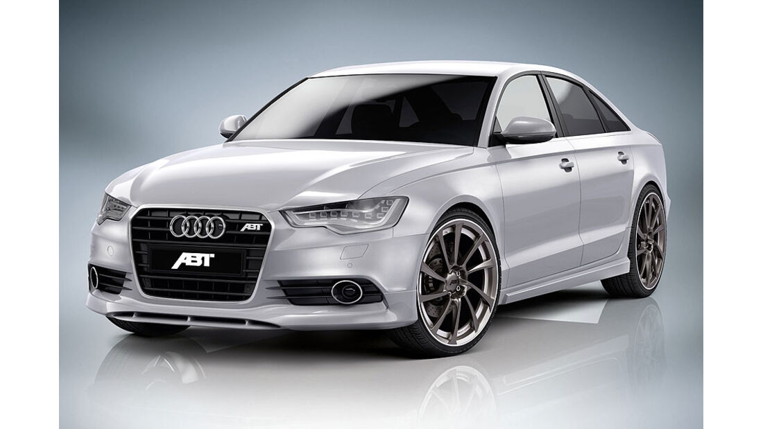 Tuner, Abt Sportsline, Audi A6