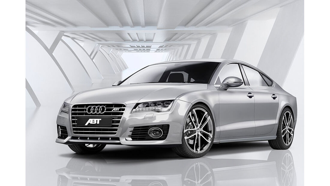 Tuner, Abt Sportsline, Audi A7