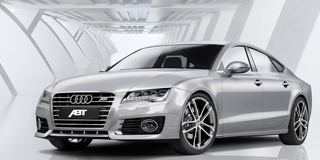 Tuner, Abt Sportsline, Audi A7