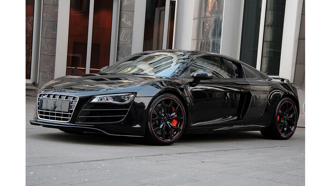 Tuner, Anderson, Audi R8 Hyper Black Edition