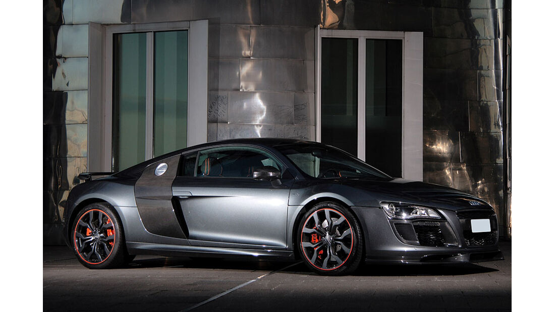 Tuner, Anderson, Audi R8 V10 Racing Edition
