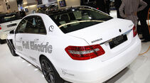 Tuner Brabus Full Electric Mercedes E-Klasse