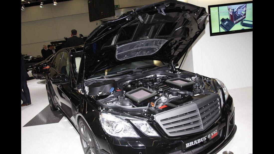 Tuner Brabus Mercedes E-Klasse IAA