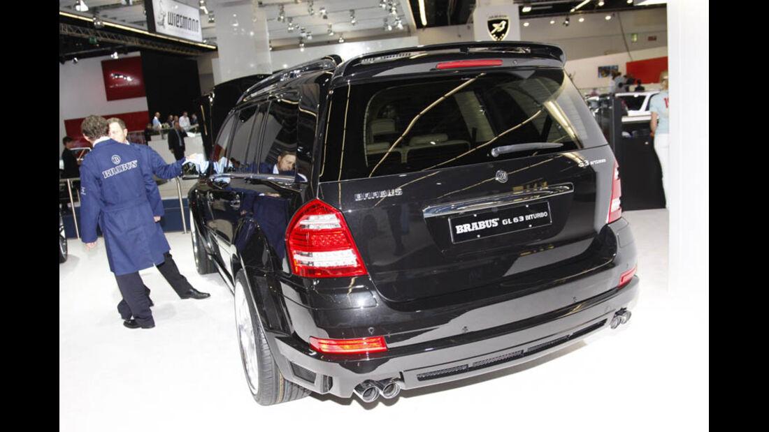 Tuner Brabus Mercedes GL-Klasse IAA