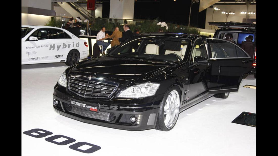 Tuner Brabus Mercedes S-Klasse IAA