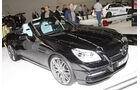 Tuner Brabus Mercedes SLK IAA