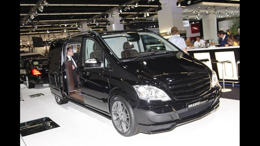 Tuner Brabus Mercedes Viano IAA