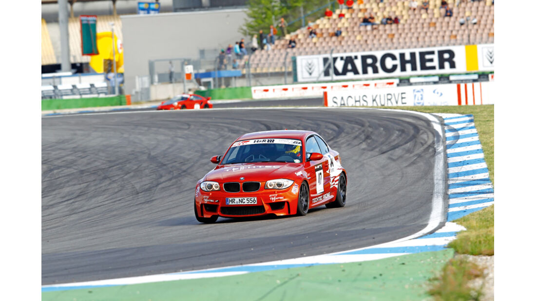 Tuner GP, BMW 1er M Coupe, TechTec