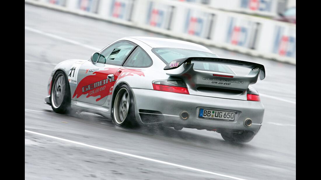 Tuner GP, Cargraphic-Porsche 996 GT3 RSC