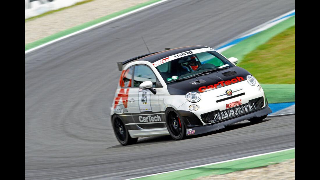 Tuner GP, Cartech-Abarth-500