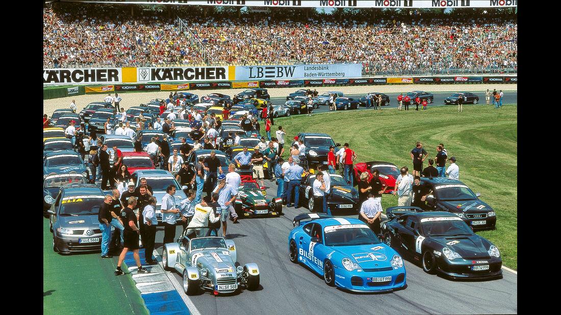 Tuner GP, Fahrerfeld, 2003