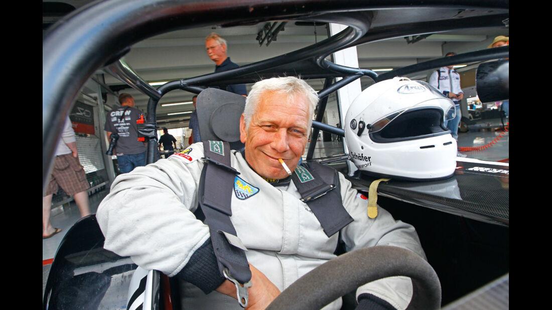 Tuner GP, Gottfried Müller