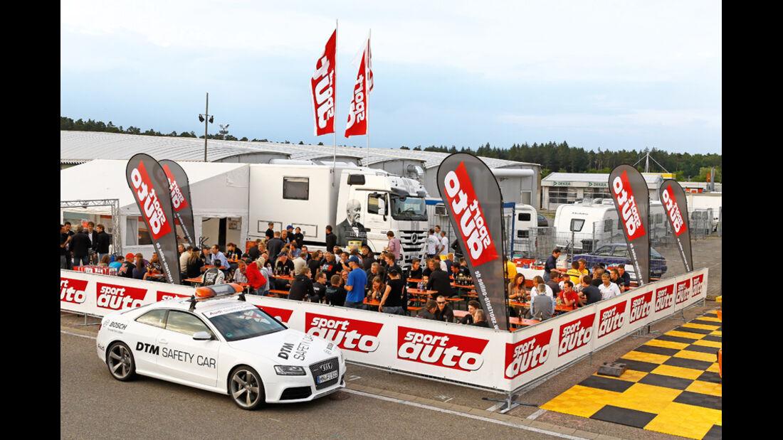 Tuner GP, Grillabend, sport auto-Truck