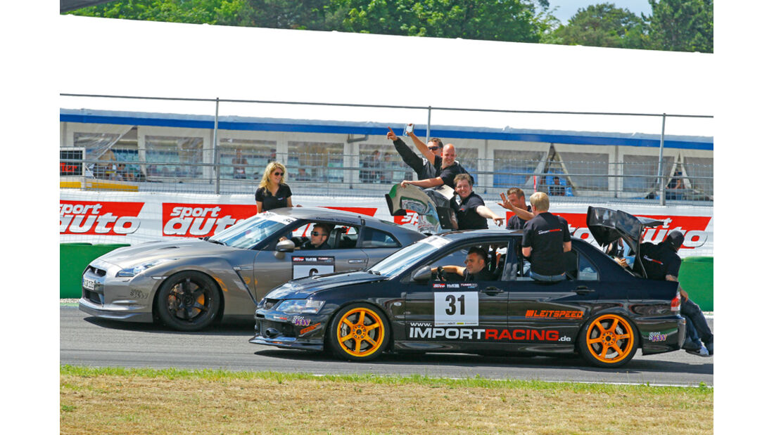 Tuner GP, Importracing-GT R, Dominik Schwager