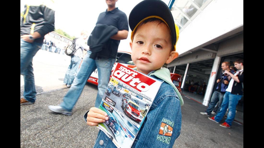 Tuner GP, Junger Zuschauer