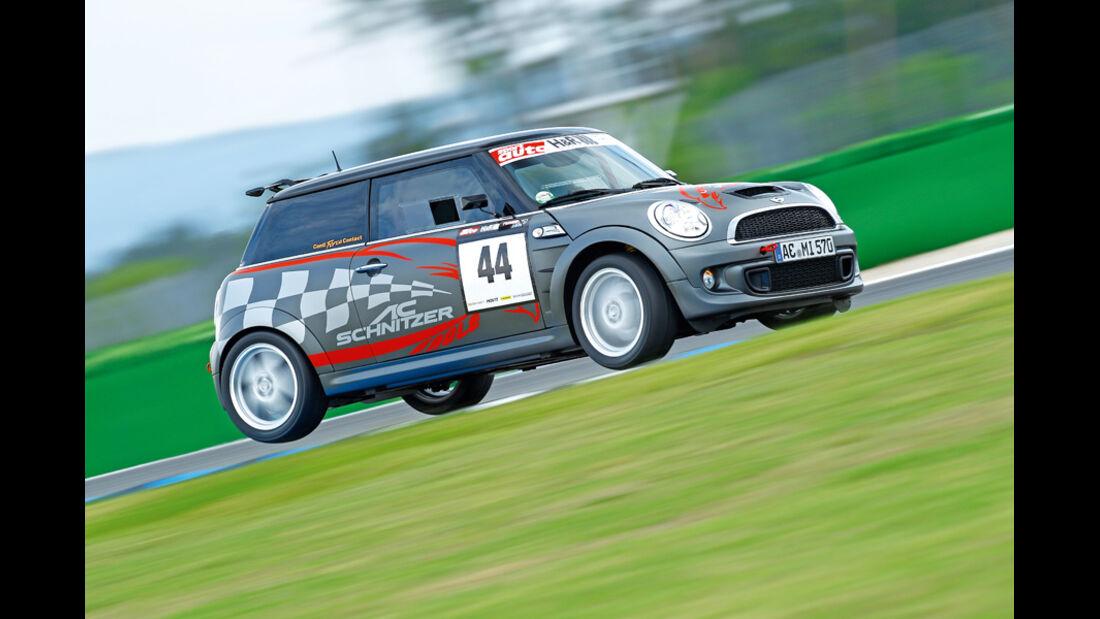 Tuner GP, Manfred Wollgarten, AC Schnitzer-Mini JCW