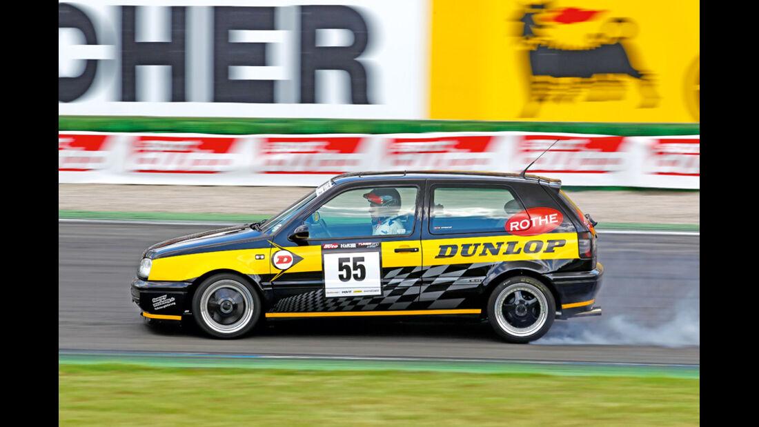 Tuner GP, Mike Rothe, VW Golf III VR6 Turbo