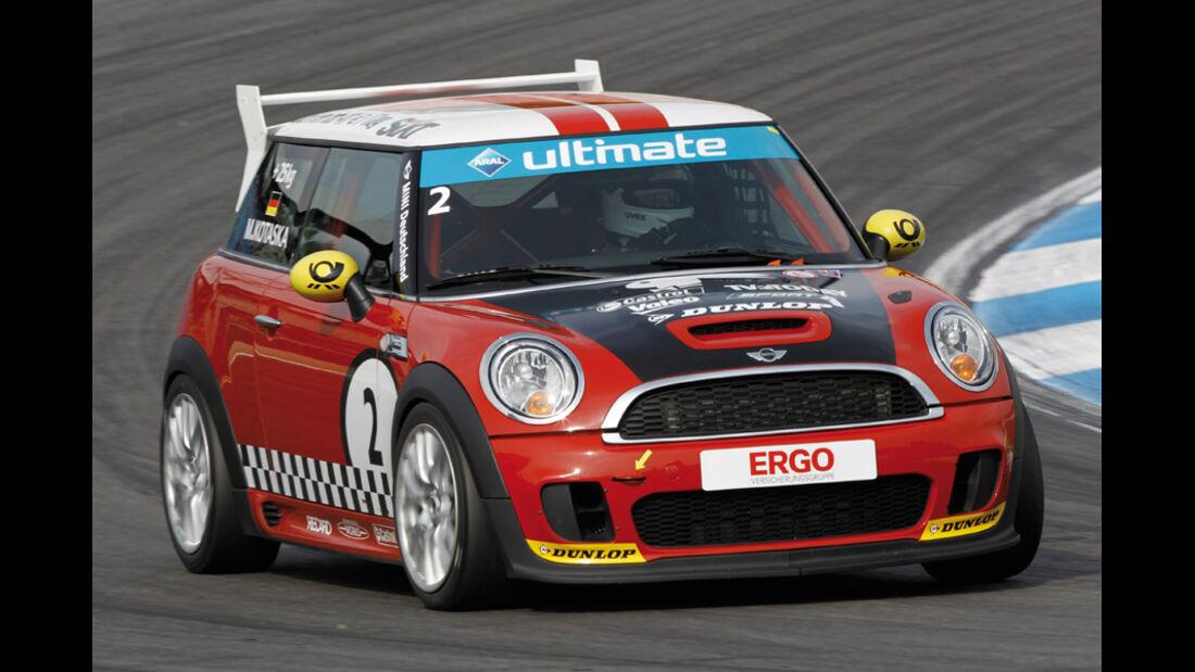 Tuner GP, Mini-Challenge, Taxisfahrt