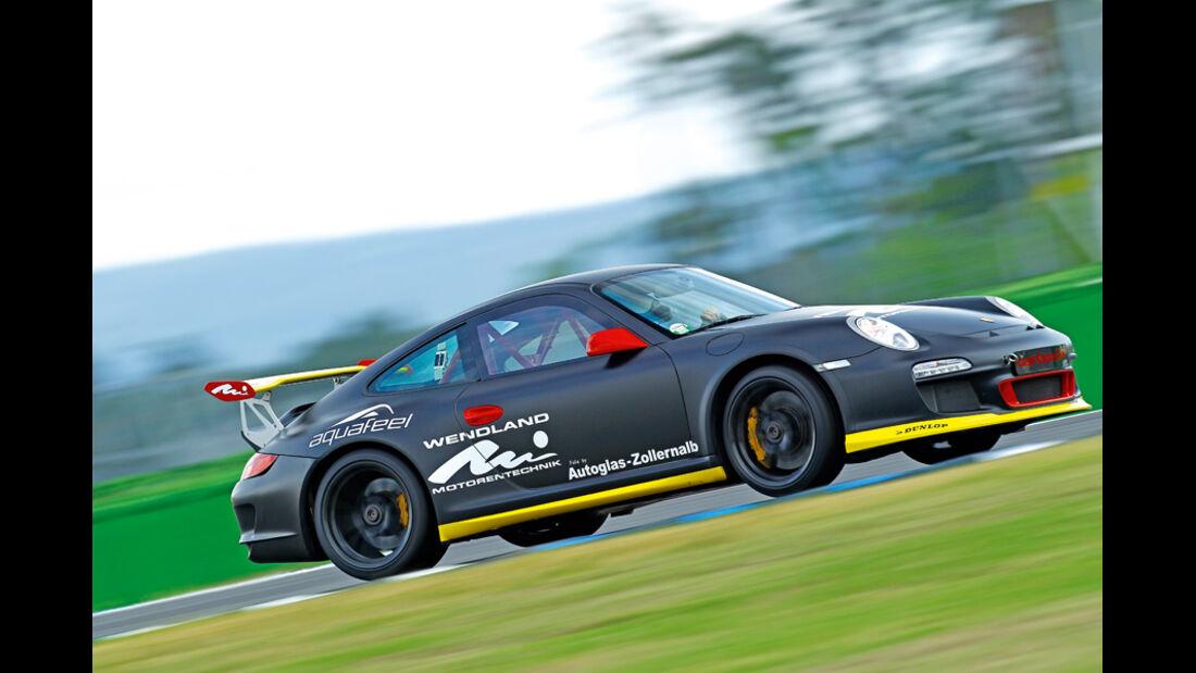 Tuner GP, Porsche 911 GT3 RS, Wendland