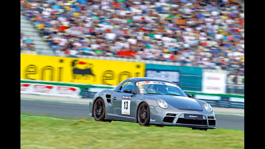 Tuner GP, Porsche 9ff-Speed 9