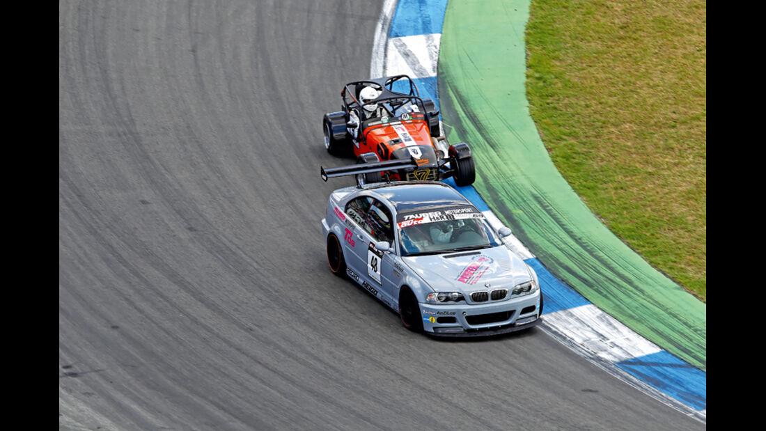 Tuner GP, Tauber-M3, Schäfer-Caterham