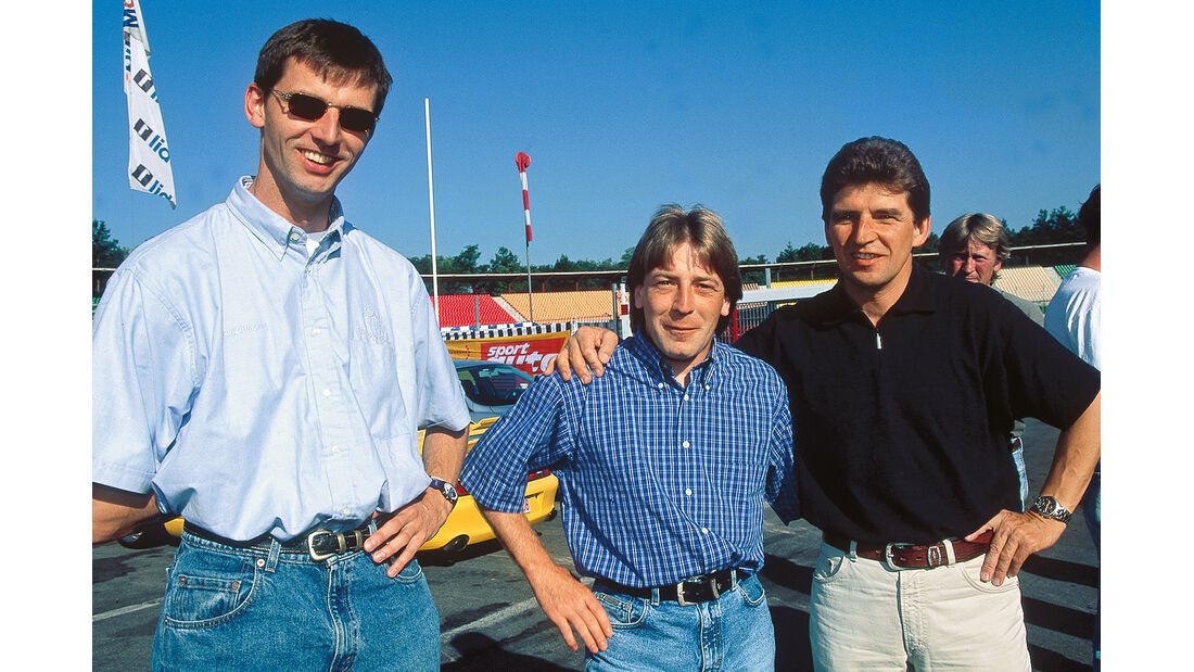 Tuner GP, Thomas Winkelhock, Fahrer