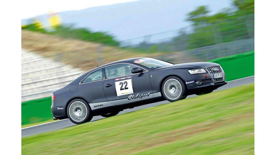 Tuner GP, Turbo-Diesel, MTM-A5 Clubsport, Seitenansicht