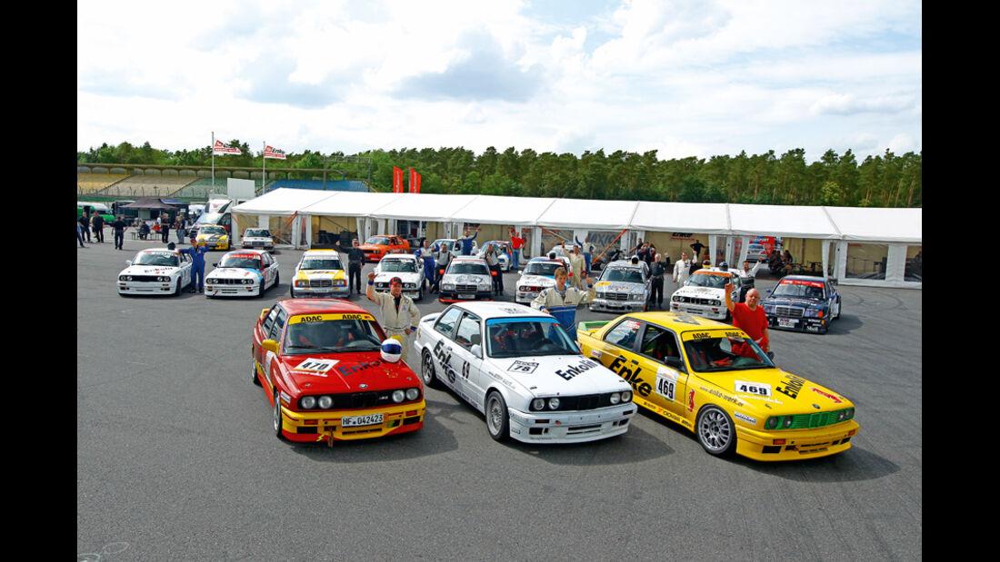 Tuner GP, historische Tourenwagen
