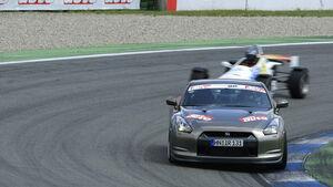 Tuner Grand Prix 2009 Training Hockenheimring