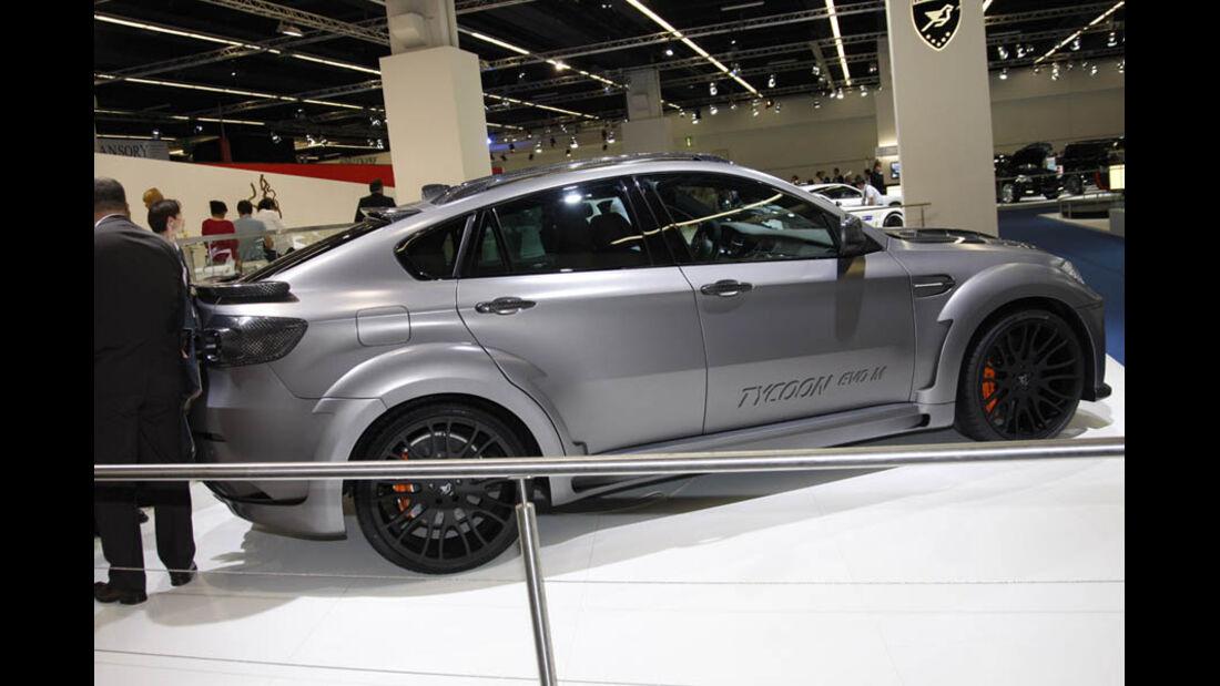 Tuner Hamann BMW X6 IAA