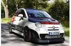 Tuner Kleinwagen - Cartech-Abarth 500 Coppa