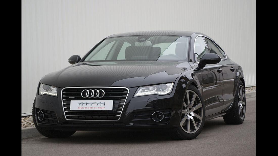 Tuner, MTM, Audi A7