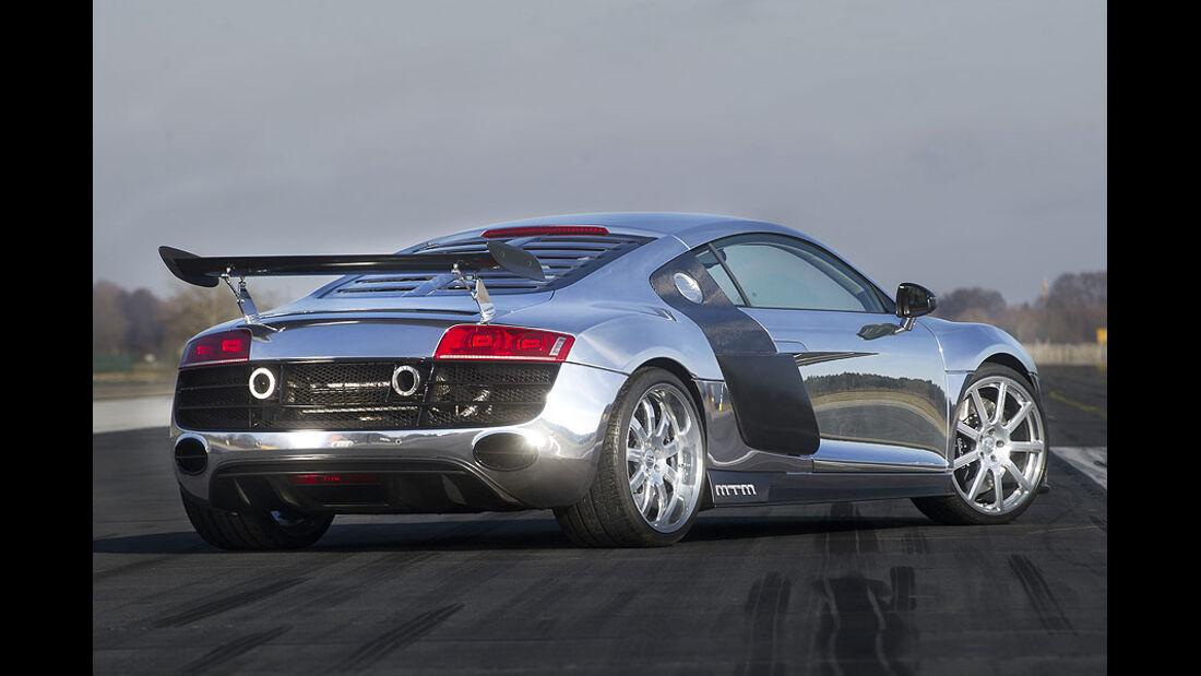 Tuner, MTM, Audi R8 V10 Biturbo