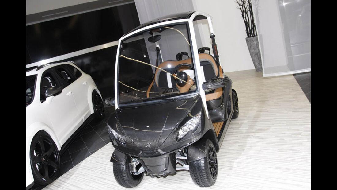 Tuner Mansory Golfwagen Garia