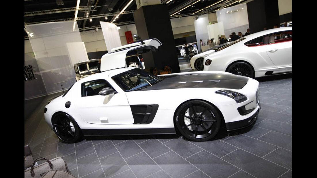 Tuner Mansory Mercedes SLS IAA