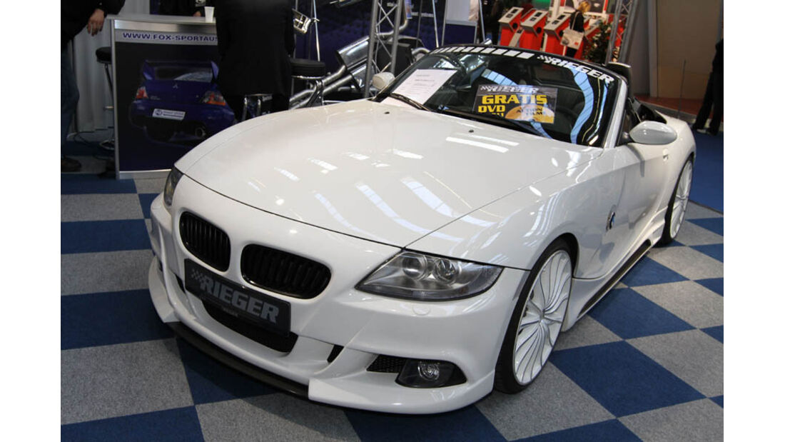 Tuner Rieger BMW Z4 IAA