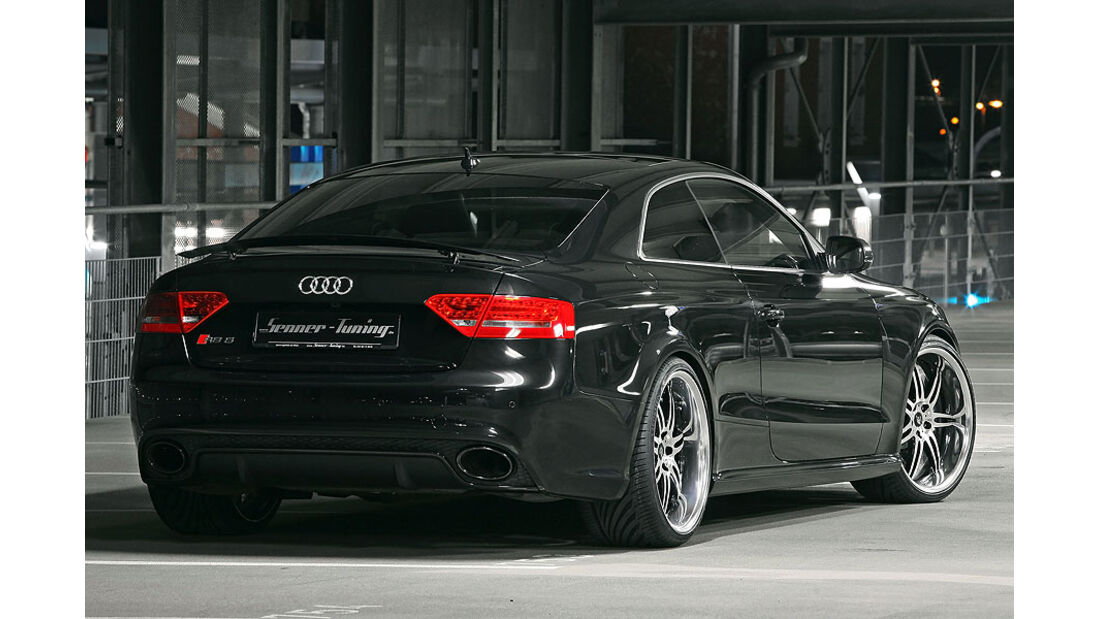 Tuner, Senner Tuning, Audi RS5
