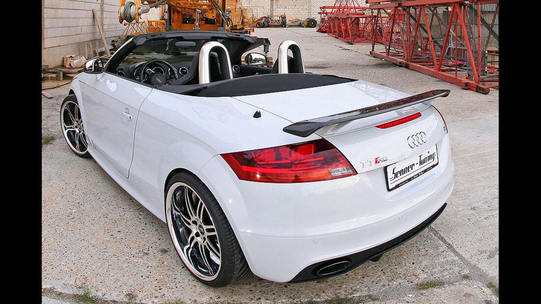Tuner, Senner Tuning, Audi TT RS