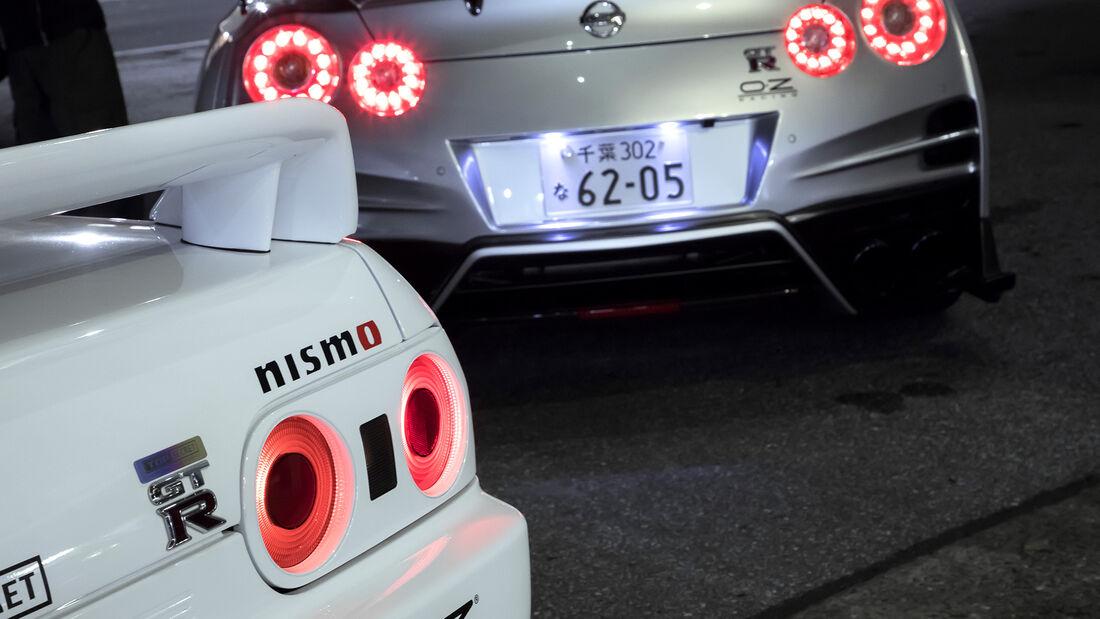 Tuner Top Secret Nissan GT-R Tokio 2019