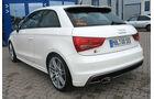 Tuner Zubehör SUPERSPORT Audi A1 Abgasanlage
