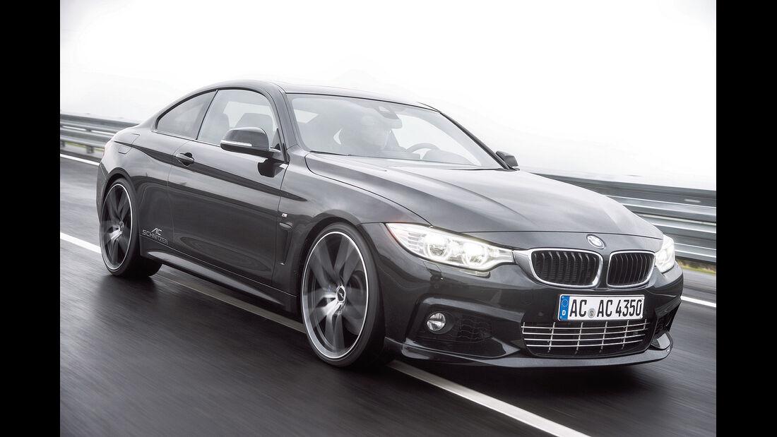 Tuner sport auto-Award 2014, Coupés bis 80.000 Euro, AC-Schnitzer-BMW 435i