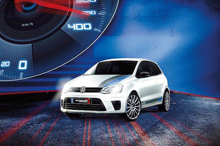 Tuner sport auto-Award 2014, Kleinwagen, Wetterauer-VW Polo R WRC